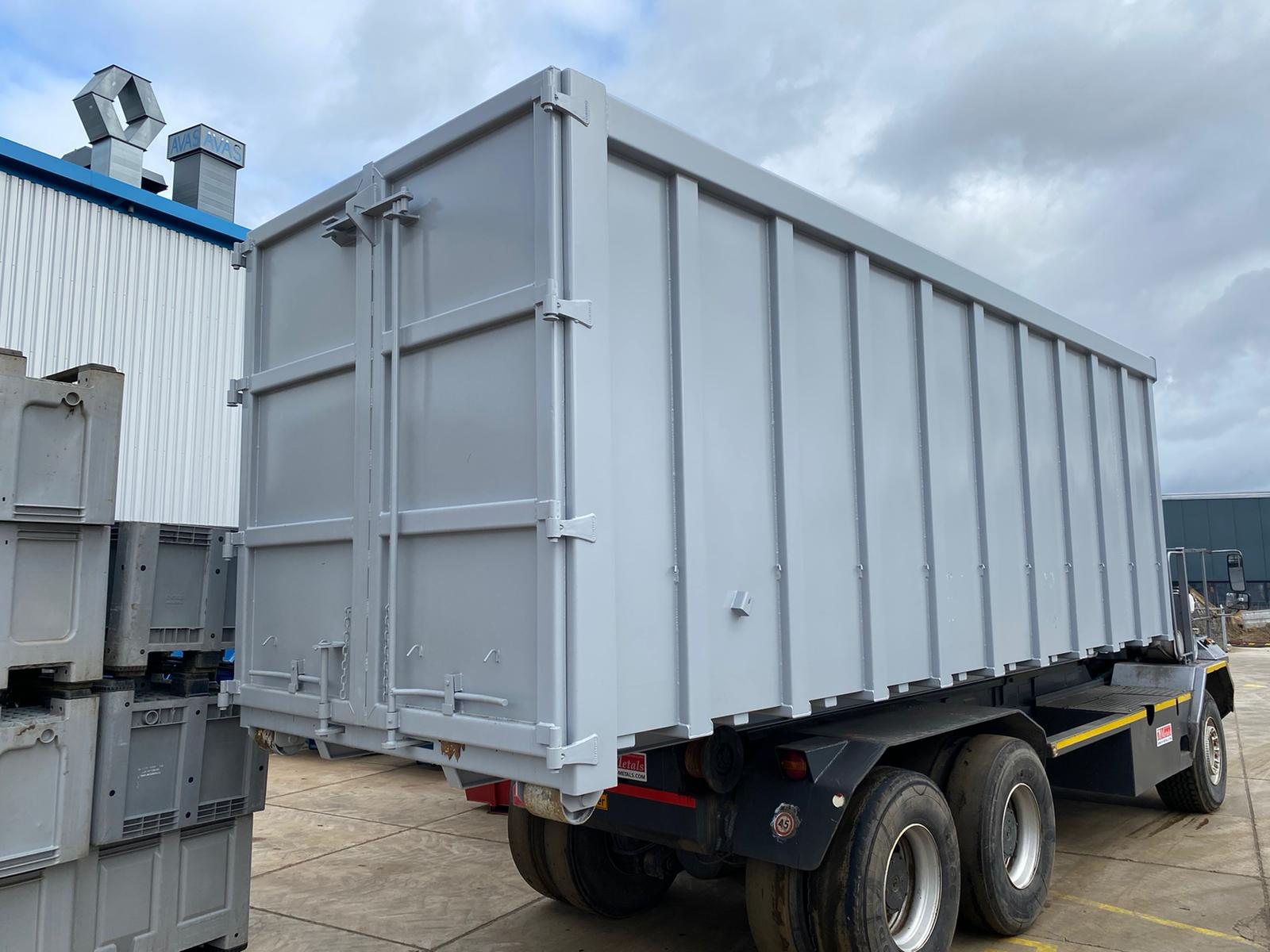 Haakarm container 40m3